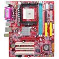 MSI S754 K8M800 MATX VGA SATA RAID 6CH
